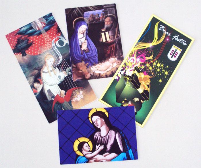 Cartões diversos